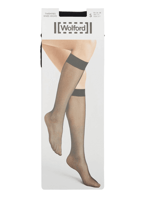Twenties Knee-high Socks
