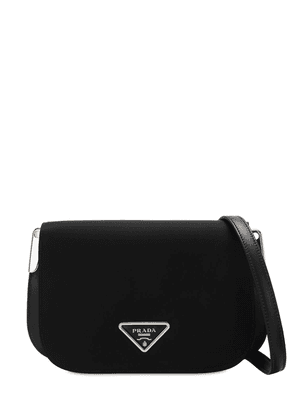 Margit Nyolon & Leather Shoulder Bag