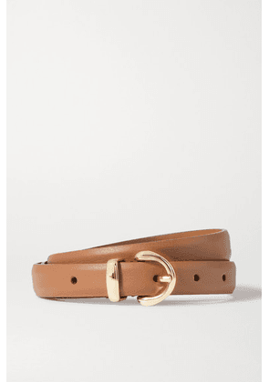 Anderson's - Leather Belt - Tan
