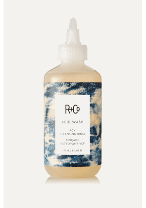 R+Co - Acid Wash: Acv Cleansing Rinse, 117ml - one size