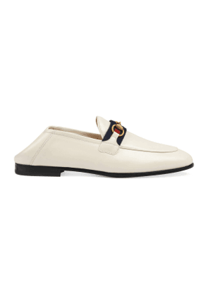 Women's loafer with Web