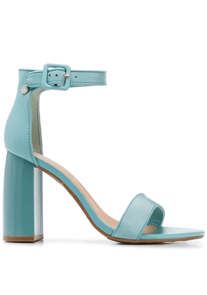 Tommy Hilfiger ankle strap sandals - Blue