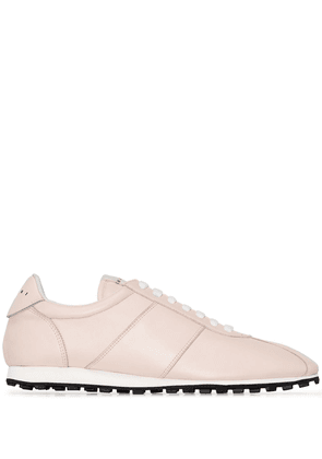 Marni low-top sneakers - PINK
