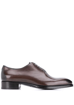 Tom Ford classic Oxford shoes - Brown