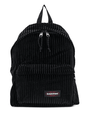 Eastpak Padded Pak'r ribbed backpack - Black