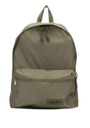 Eastpak zipped logo backpack - Green