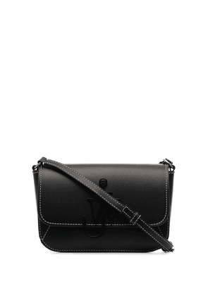 JW Anderson Anchor chain strap shoulder bag - Black