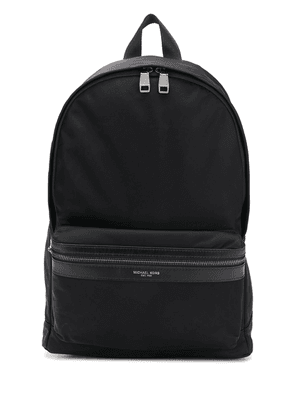 Michael Kors Collection twill backpack - Black