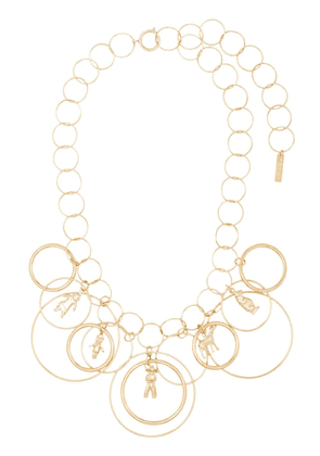 Marni loop chain necklace - GOLD