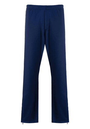 Dsquared2 logo band drawstring track trousers - Blue