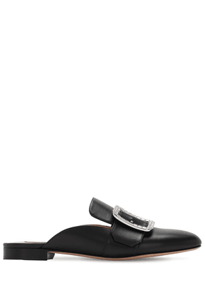 10mm Janesse Leather Mules