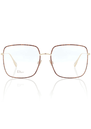 DiorStellaire square glasses