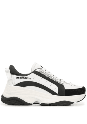 Dsquared2 Bumpy 551 low-top sneakers - White