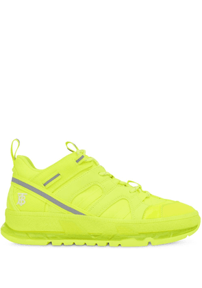 Burberry Union sneakers - Yellow