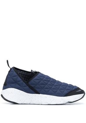 Nike Moc 3 quilted-effect sneakers - Blue