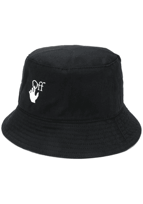 Off-White BUCKET HAT BLACK NO COLOR
