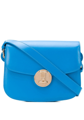 Calvin Klein 205W39nyc accordion shoulder bag - Blue