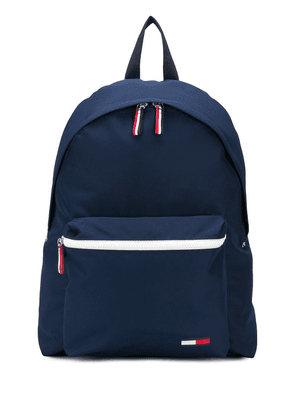 Tommy Jeans embroidered logo backpack - Blue