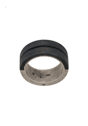 Parts of Four Sistema ring - SILVER