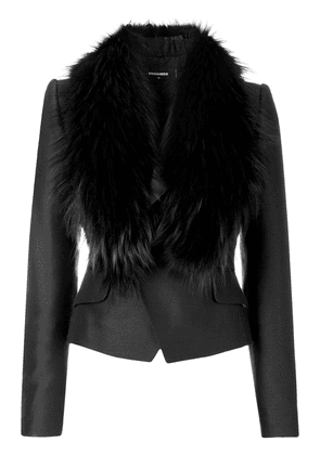 Dsquared2 double breasted blazer - Black