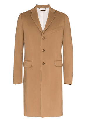 Givenchy single-breasted overcoat - 275