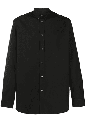 Givenchy button-front shirt - 001 BLACK