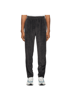 Nike Black Velour NikeCourt Tennis Lounge Pants