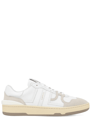 Low Top Lace-up Sneakers