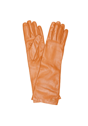 Valentino Garavani leather gloves