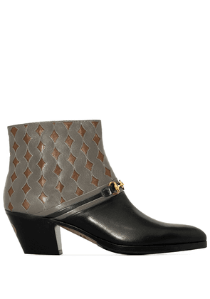 Gucci Zahara 70mm ankle boots - Black