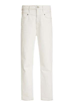 Citizens of Humanity Mia Stretch High-Rise Slim-Leg Jeans