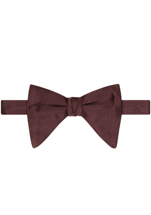 Gucci clip-on bow tie - Red