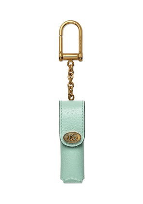 Gucci mini pouch keyring - Green