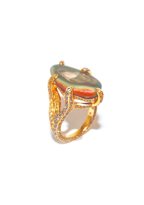 Sharon Khazzam One of a Kind Imperial Ring