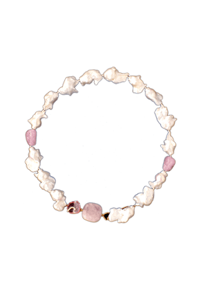 Sharon Khazzam One of a Kind Chloe Pearl Necklace