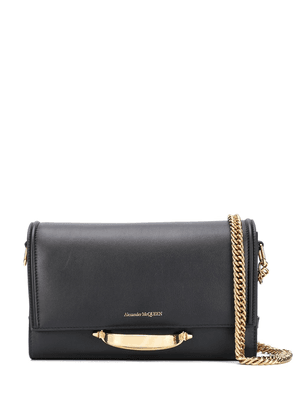 Alexander McQueen The Story shoulder bag - Black