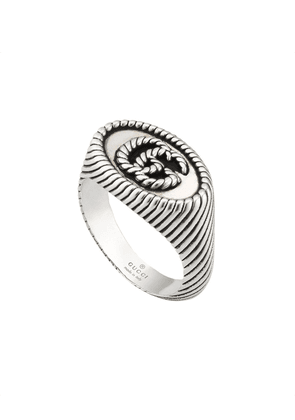 Gucci GG twisted ring - SILVER