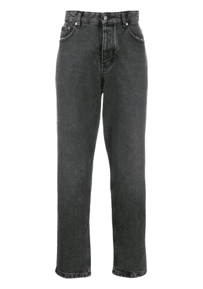 AMI tapered fit jeans - Grey