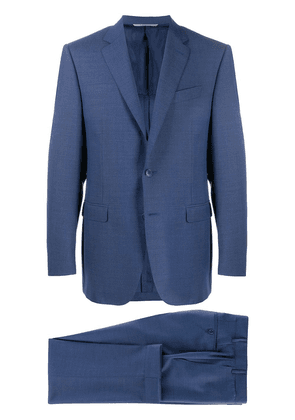 Canali formal two-piece suit - Blue