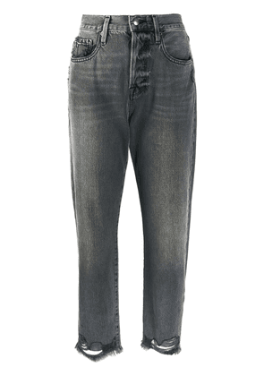FRAME cropped jeans - Grey