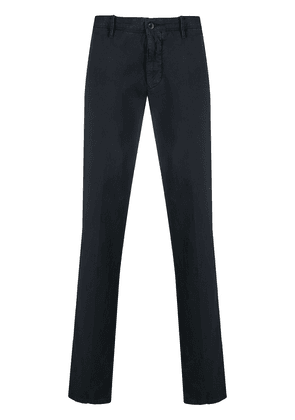 Incotex tailored trousers - Blue