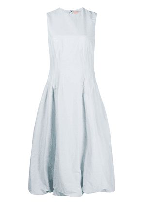 Brock Collection A-line midi dress - Blue