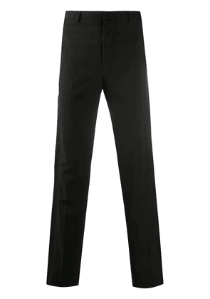 Givenchy side pleat tailored trousers - Black