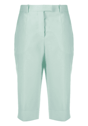 Givenchy tailored knee length shorts - Green
