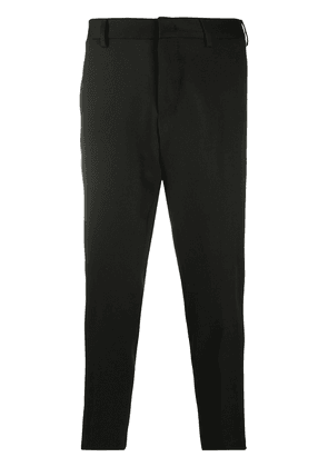 Pt01 tapered tailored trousers - Blue