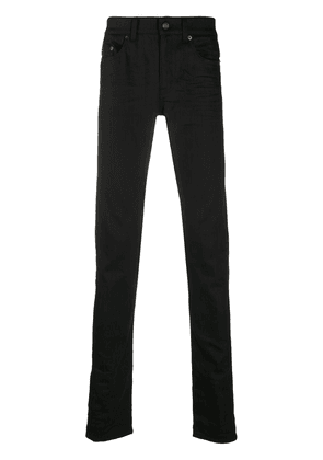 Saint Laurent stretch-fit skinny jeans - Black