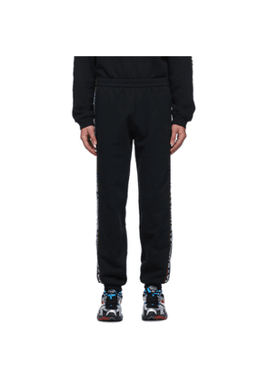 VETEMENTS Black Tape Lounge Pants