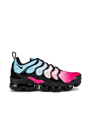 Nike Air Vapormax Plus IC Sneaker in Blue. Size 9.5.