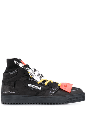 Off-White Off-court 3.0 high-top sneakers - Black