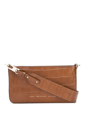Chylak Underarm shoulder bag - Brown